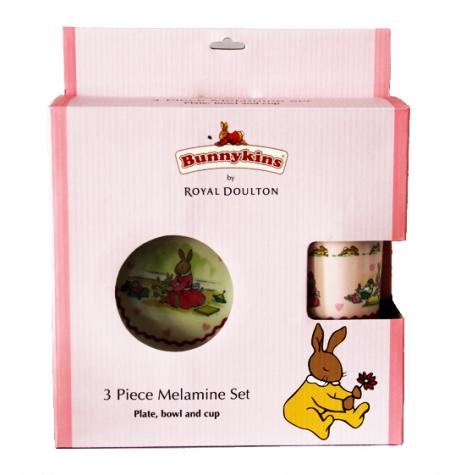Bunnykins Sweethearts