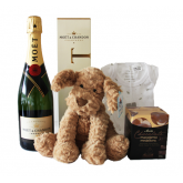 Moët & Chandon & Fuddlewuddle Puppy