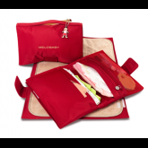 Melobaby Rouge Nappy Wallet