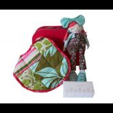 Poppy Pink Rag Doll
