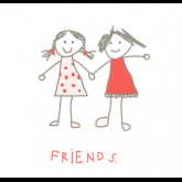 Friends Card